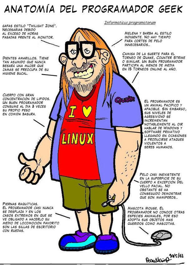 Leyes de los programadores | TuxUrbano
